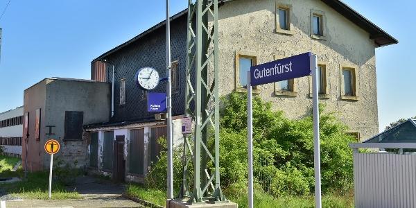 Altes Bahnhofsgebäude