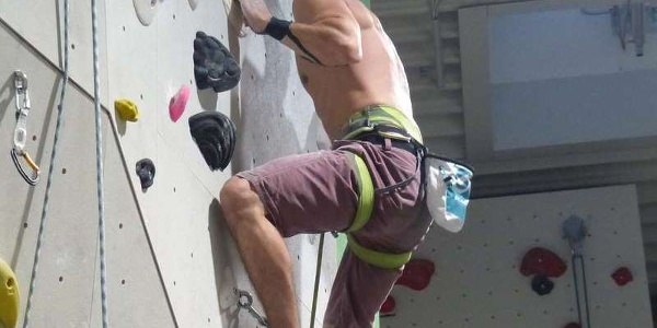 Siegener Kletterzentrum des Deutschen Alpenvereins, Sektion Siegerland,