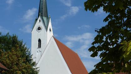 Kirche St. Peter und Paul in Peterskirchen