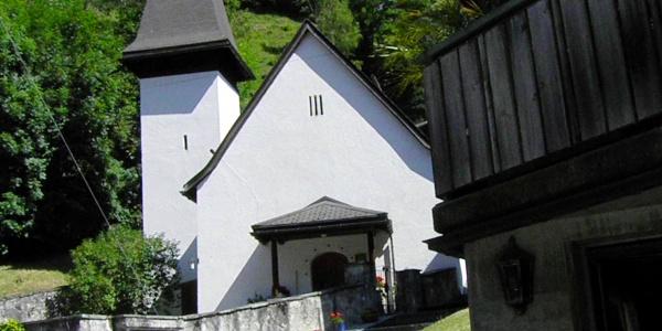 Kirchlein von Molinis