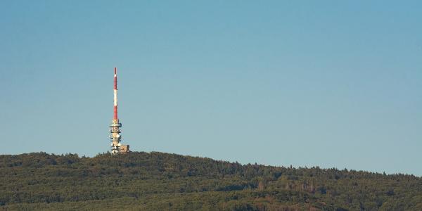 Kékestető TV tower and lookout