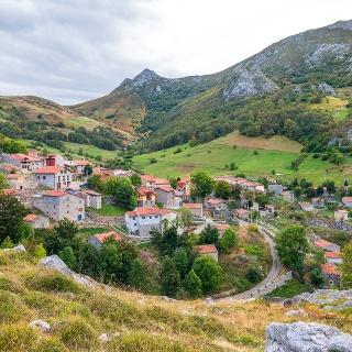 The village of Sotres
