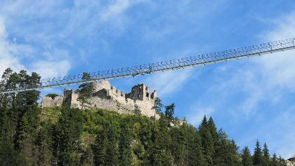 Highline 179 in Reutte