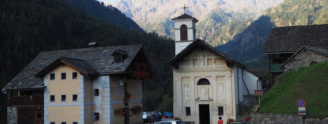 Rifugio Valle Vogna