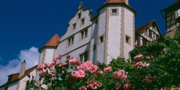 Kraichtal-Gochsheim - Graf Eberstein Schloss