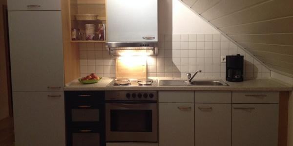 Offene Küche Whg. DG