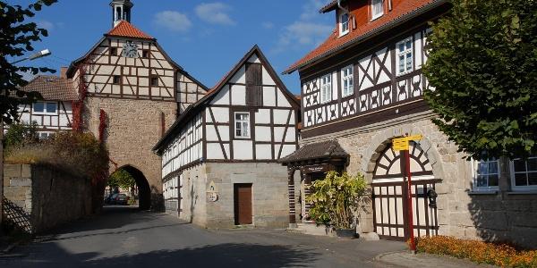 Bad Colberg-Heldburg   Untere Vorstadt
