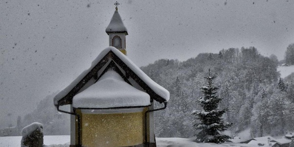 Die Kirchleiten Kapelle | Emmaus Weg