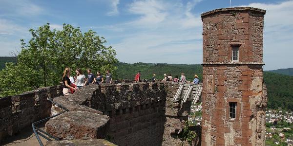 Bergfeste Dilsberg Neckargemünd