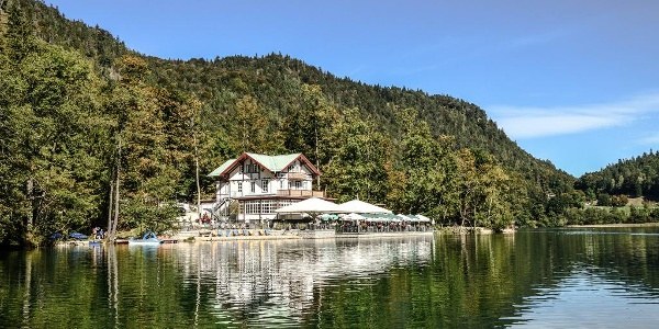 Herbst am Thumsee