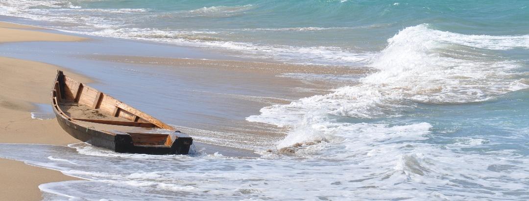 Strand auf Puerto Rico