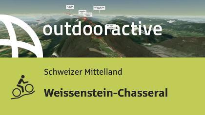 Mountainbike-tour im Schweizer Mittelland: Weissenstein-Chasseral