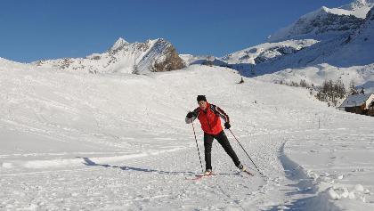 Ski de fond Simplonpass