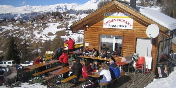Restaurant Raschuns Winter