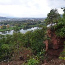 Blick nach Trier