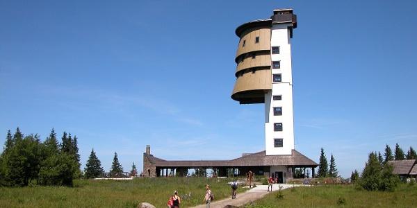 Aussichturm am Poletnik (Mittagsberg)