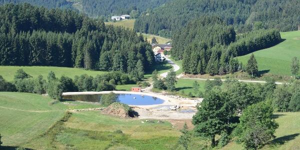 Ausblick Mühlenrundwanderweg
