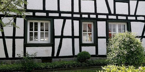 Station der Geschichtsstrasse in Bodenbach