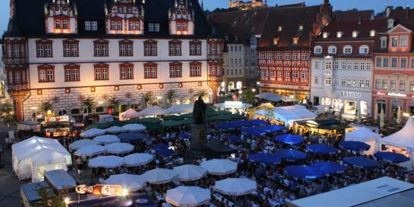 Marktplatz Coburg