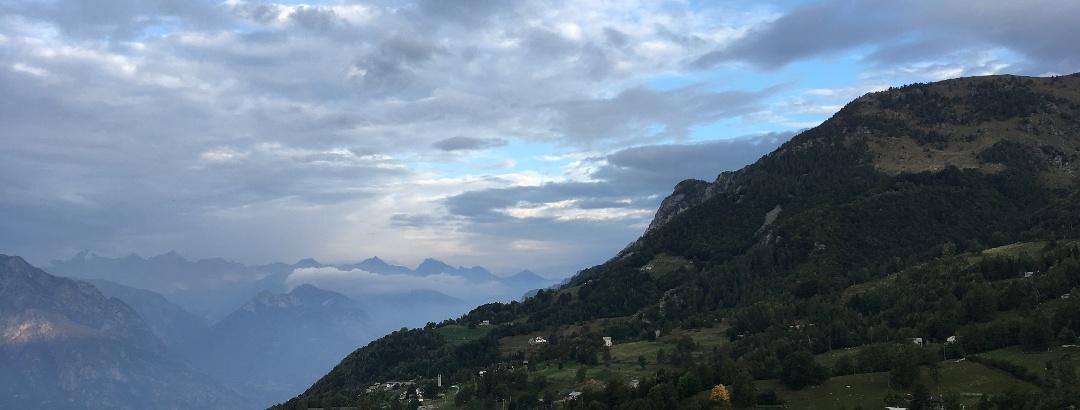 Aussicht vom Agriturismo Belvedere