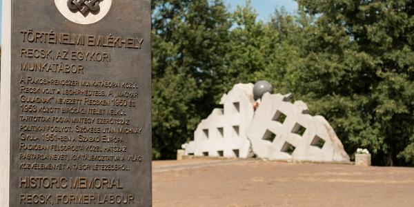 Recski Kényszermunkatábor Emlékhely