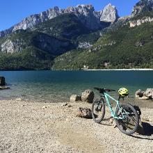 Molveno Lake 2