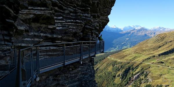 First Cliff Walk.