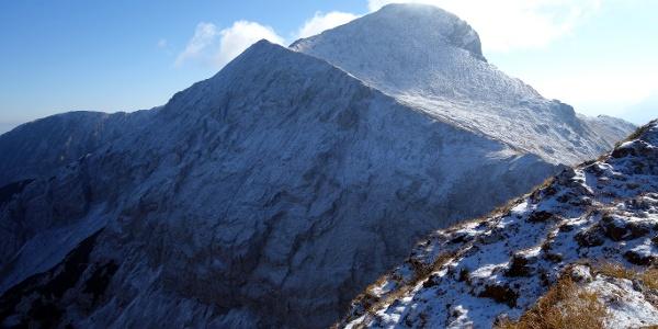 Das zweite Gipfelziel, Scheiblingstein 2197m