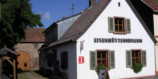 Eisenhüttenmuseum Trippstadt