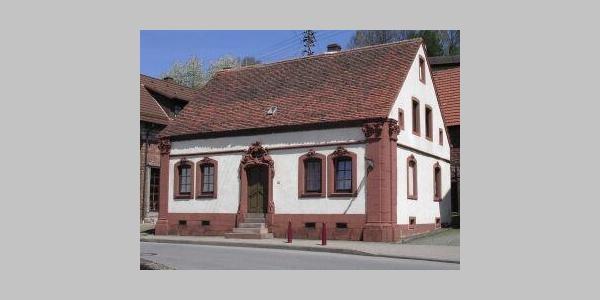 Altes Forsthaus, Bann