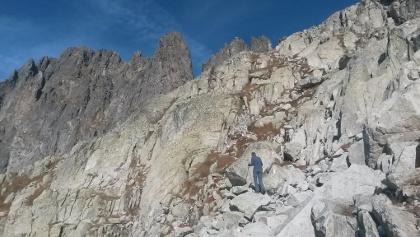 am Gipfel-Nordmalweg