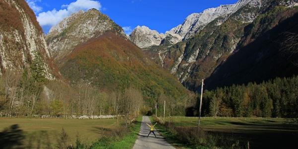 Bavšica valley