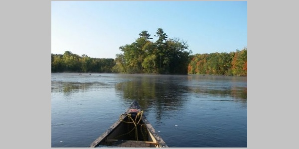 Wisconsin River Paddle