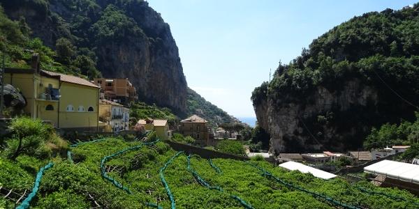 Wanderung Valle dei Mulini