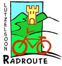 Routenlogo Lützelsoon-Radweg