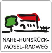 Routenlogo Nahe-Hunsrück-Mosel-Radweg