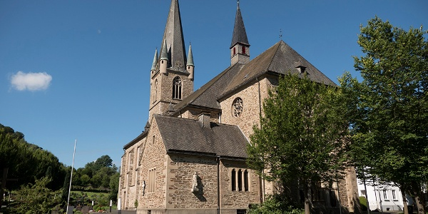 Kulturweg-Grevenbrück - Kirche