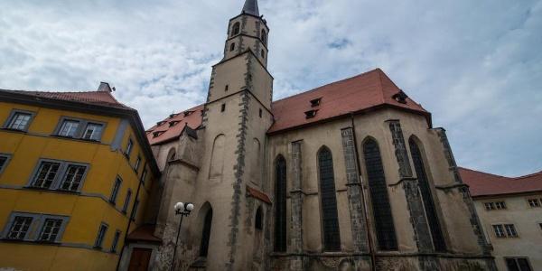 Franziskanerkloster - Außenansicht