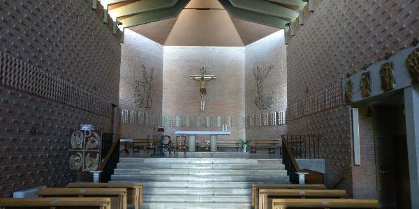 Tossignano - Chiesa Santa Maria