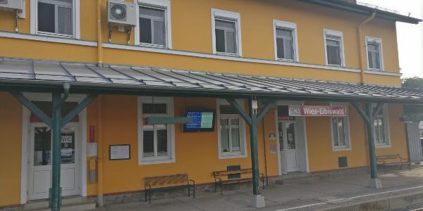 Wies - Bahnhof Wies-Eibiswald