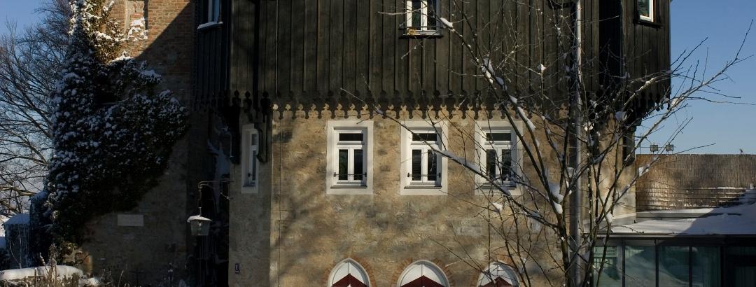 Burgenmuseuem auf der Burghalde