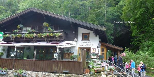 Gasthaus Lamprechtshöhle