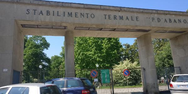 Battaglia Terme - Kurpark