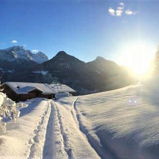 Winterwanderung zum Krepper