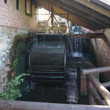 Wassermühle Wöstenesch Eggermühlen