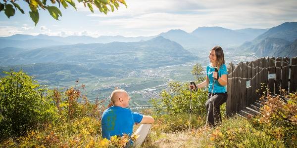 Fai Della Paganella Sentiero Dei Belvedere Escursione