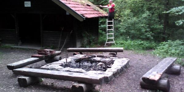 Kreuzhütte