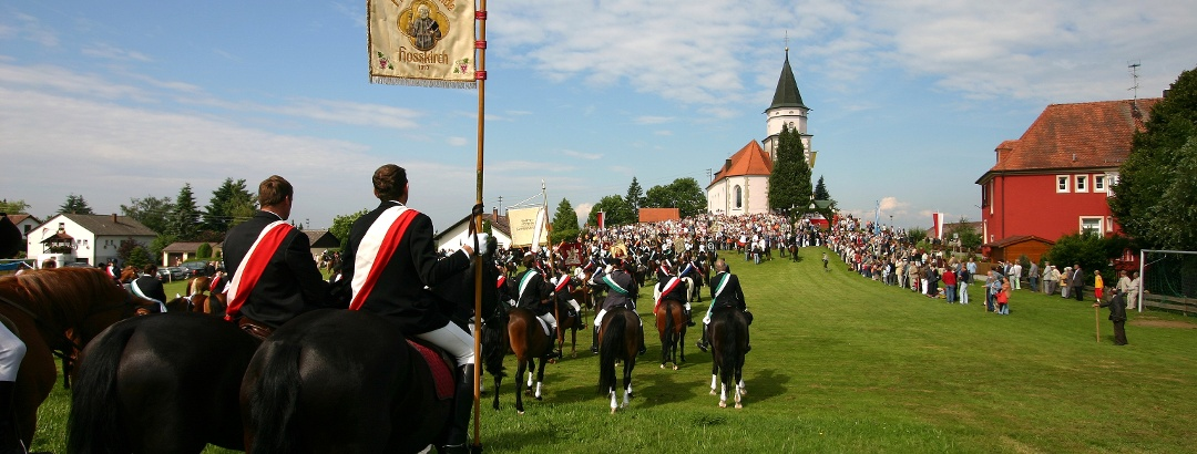 Eulogiusprozession in Aftholderberg