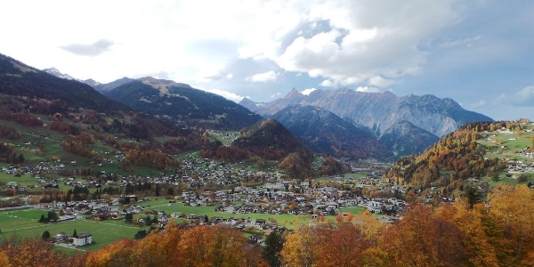 Herbst - talauswärts