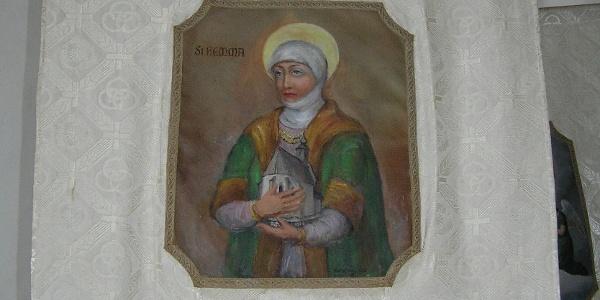 Filialkirche St. Hemma, Hemmafahne